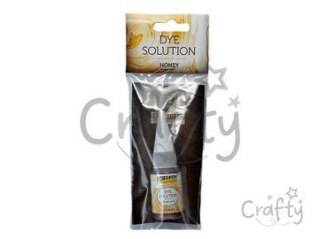 DYE SOLUTION - alkoholové farbivo 10ml - medové