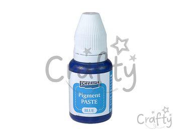 Pigmentová pasta 20ml - modrá