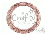Bižutérny drôt 1,0mm - medený