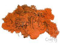 Islandský aranžérsky mach 30g - oranžový