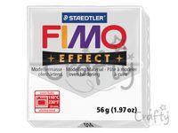 Modelovacia hmota FIMO Effect 56g - priehľadná biela
