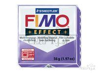 Modelovacia hmota FIMO Effect 56g - priehľadná fialová