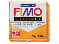 Modelovacia hmota FIMO Effect 56g - priehľadná oranžová