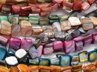 Perleťové korálky 15g - farebný mix