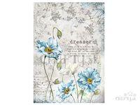 Ryžový papier A4 - Dreamer