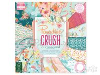Scrapbookové papiere 48ks - Paradise Crush