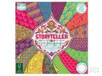 Scrapbookové papiere 48ks - Storyteller