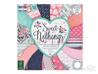 Scrapbookové papiere 48ks - Sweet Nothings