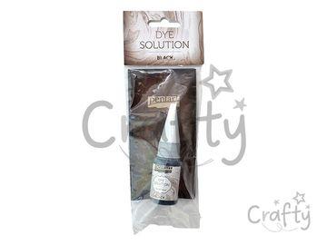 DYE SOLUTION - alkoholové farbivo 10ml - čierne