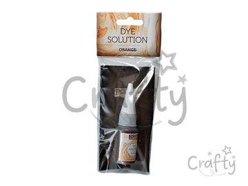 DYE SOLUTION - alkoholové farbivo 10ml - oranžové