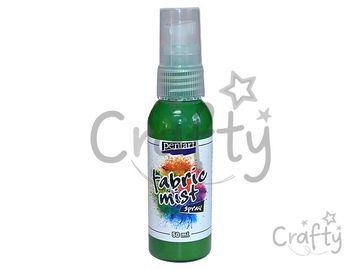 Farba na textil 50ml sprej - zelená