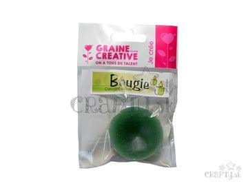 Farbivo do vosku tuhé - 20g - pastelovo zelené