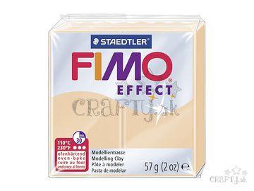 Modelovacia hmota FIMO Effect 56g - pastelová marhuľová