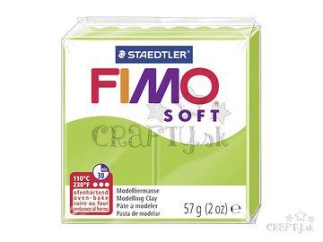 Modelovacia hmota FIMO soft 56g - jablková zelená