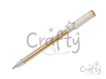 Gélové pero PILOT - zlaté