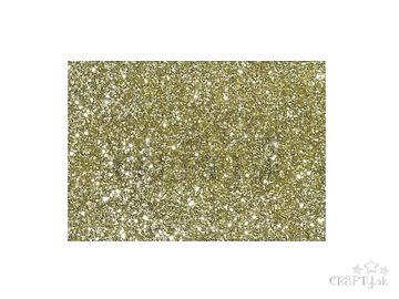 Glitre s dávkovačom 14g - biele zlato