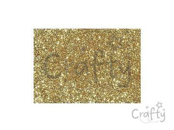 Glitre s dávkovačom 14g - zlaté