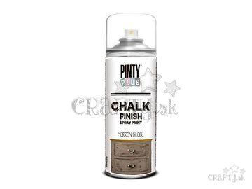 Kriedová farba Chalk Finish PINTY PLUS 400ml - čokoláda