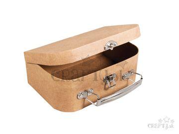 Kufrík z Papier-mâché - 12x8cm