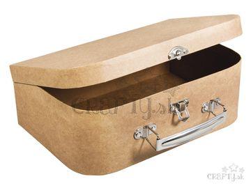 Kufrík z Papier-mâché - 24x16cm