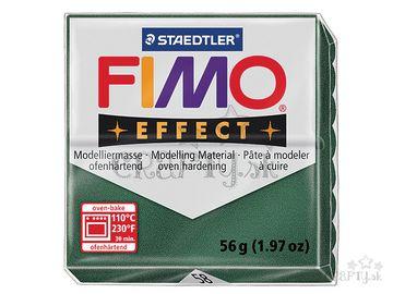 Modelovacia hmota FIMO Effect 56g - metalická opálová zelená