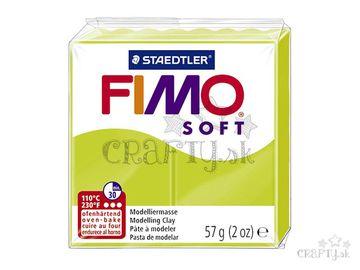 Modelovacia hmota FIMO soft 57g - limetka