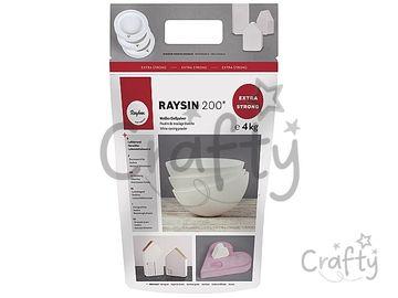 Odlievací prášok RAYSIN 200 - 4kg - extra jemný