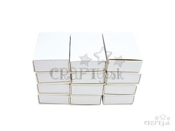 4ff9fae84 crafty.sk - Papierové krabičky zápalkové 12ks - malé