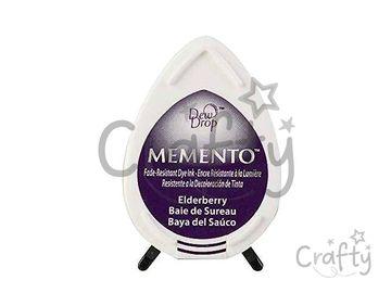 Pečiatková poduška MEMENTO - Elderberry