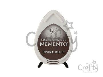 Pečiatková poduška MEMENTO - Espresso Truffle