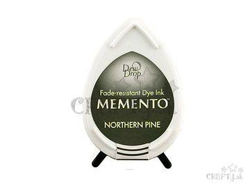 Pečiatková poduška MEMENTO - Northern Pine