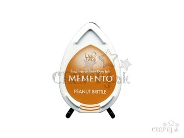 Pečiatková poduška MEMENTO - Peanut Brittle