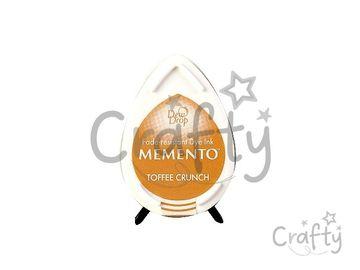 Pečiatková poduška MEMENTO - Toffee Crunch