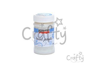 Perličková pasta PENTART - 100ml - číra (efekt ľadu)