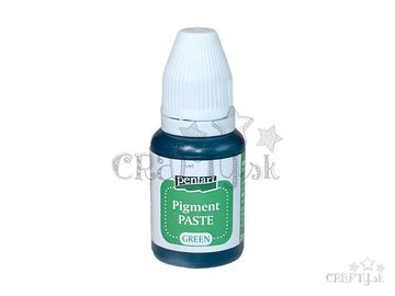 Pigmentová pasta 20ml - zelená
