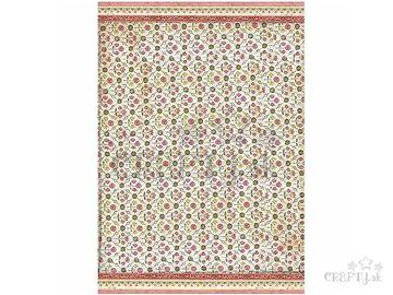 Ryžový papier A3 - kvetinová tapeta