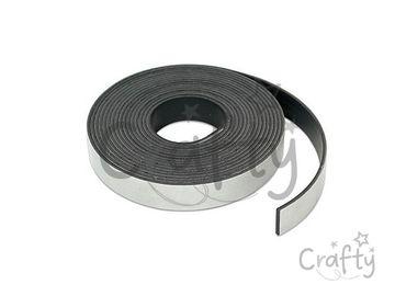 Samolepiaca magnetická páska 12,7 mm