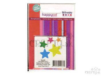 Vyrezávacia šablóna HAPPYCUT - hviezdy