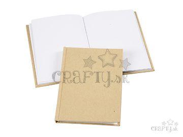 Zápisník z papier-mâché - A6
