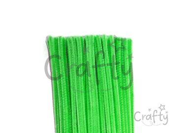 Žinilkový drôt 6 mm - jarný zelený